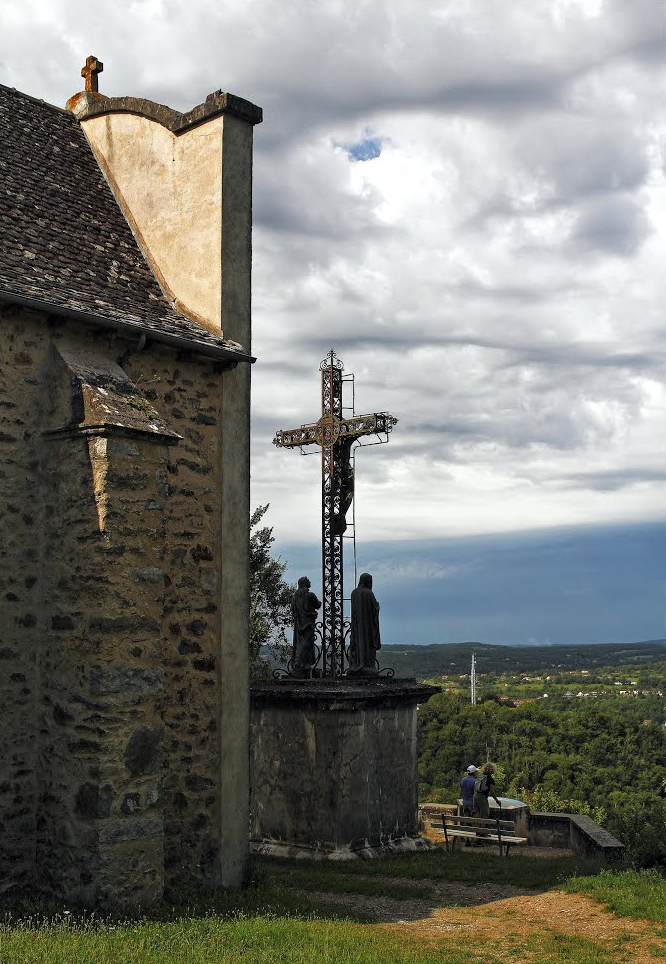 chapelle calvaire villefranche de rouergue