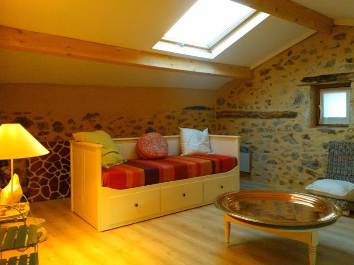 Chambre d'hôtes Villefranche-de-Rouergue Aveyron, intérieur
