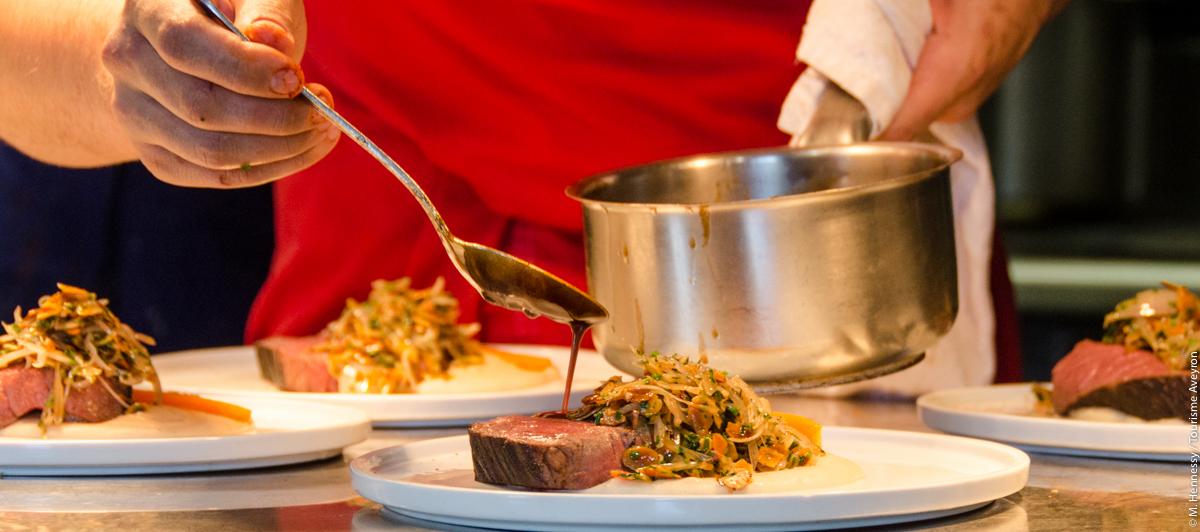 meilleur restaurant cuisine villefranche de rouergue